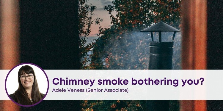 Chimney Smoke Bothering You