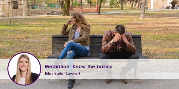 Mediation Know the Basics