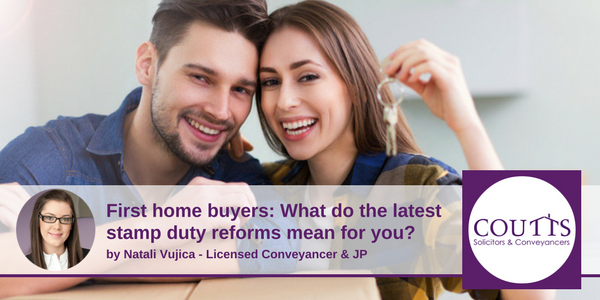What do the latest stamp duty reforms mean for you?