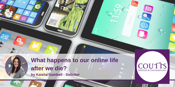 What happens to our online life after we die?