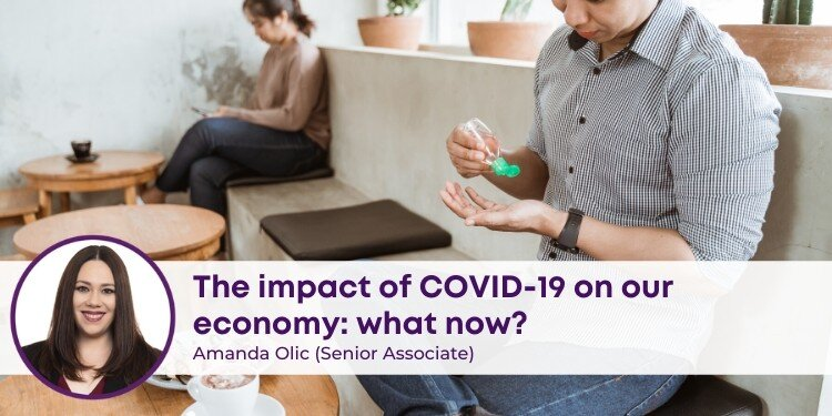 Impact of COVID-19 on Our Economy