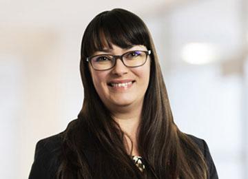 Adele Veness Senior Associate