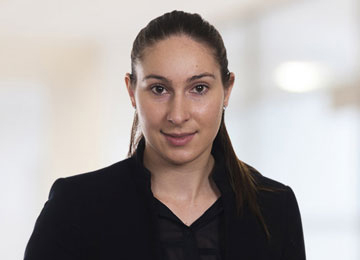 Luisa Gaetani Senior Associate