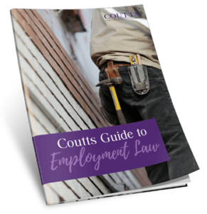 Employment Law Guide Cover